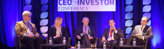 BIOCEO19 Video: Reshaping Tumor Microenvironments via Immunotherapies. Panel including Gere diZerega, MD, Chief Medical Officer of NanOlogy